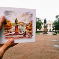 Школьные туры >  на осенние каникулы >  экскурсионные туры в Санкт Петербург из Екатеринбурга